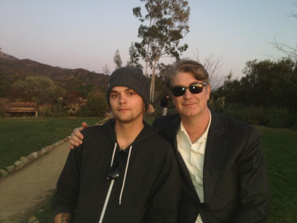 Brian Haas Ojai California Son
