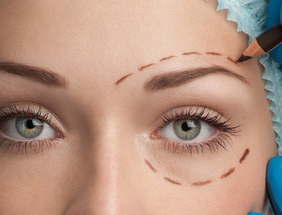 forehead and brow lift surgery