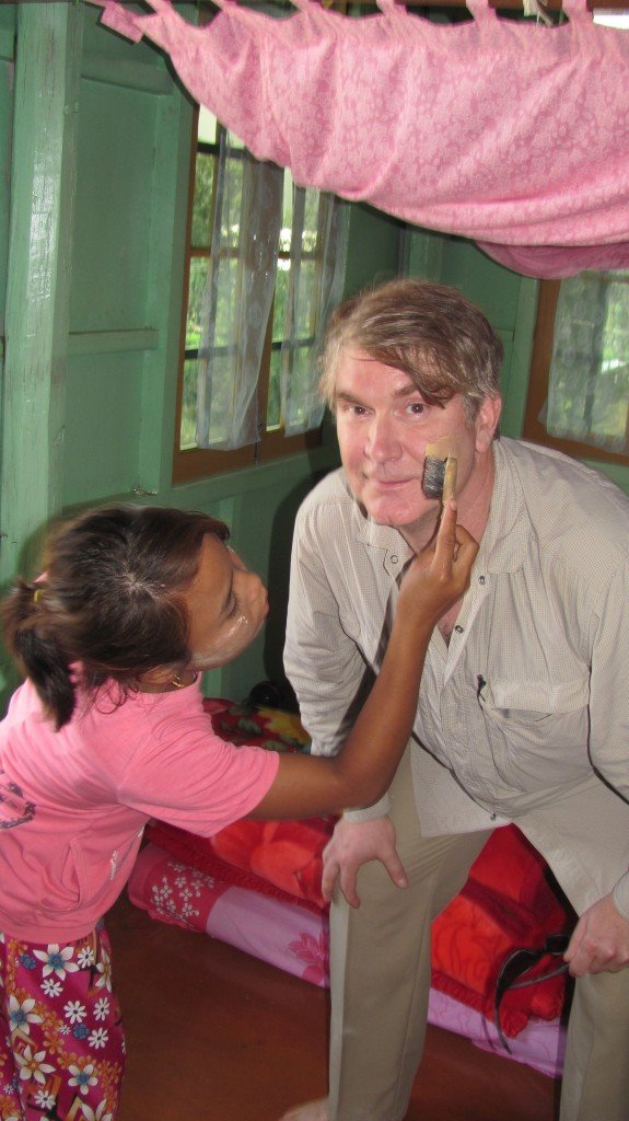 Dr. Brian Haas in Burma