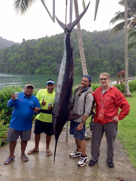 Fishing in Panama