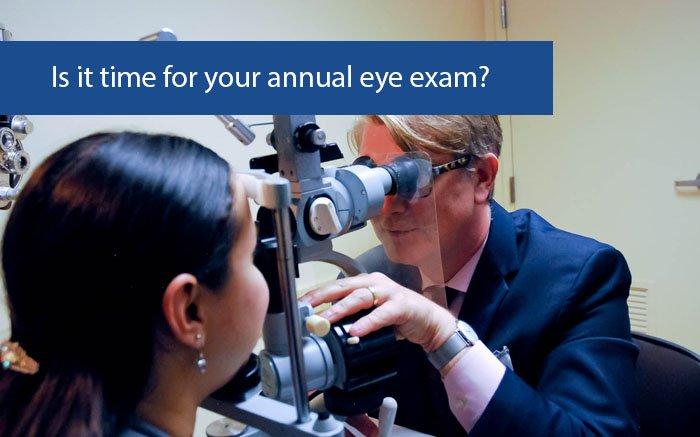 orlando eye exam