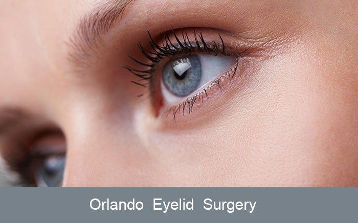 Dr. Brian Haas Provides Orlando Blepharoplasty